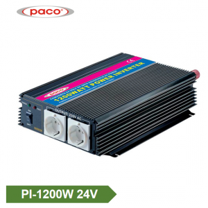 Car inverter Off grid 24V 1200W Modified Sine Wave Inverter
