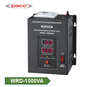 Wall mount Automatic stabilizer WRD-1000VA