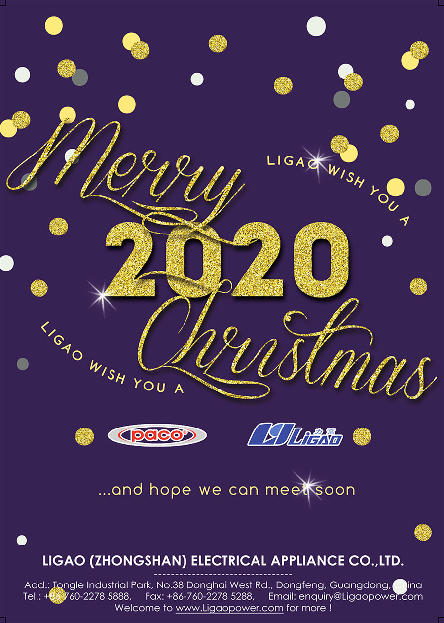 Merry Xmas to You !  – LIGAO / PACO