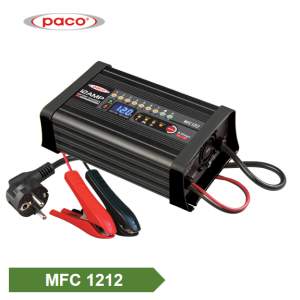Automatic Nchaji 12V 12a 8 Stage Car Battery chaja