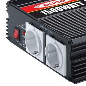 Power Inverter sa Punjač 1500W
