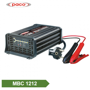 Awtomatikong Nagcha-charge 12V 12A 7 Stage Battery Charger