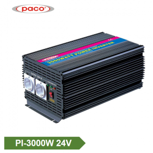Off grid invertors 24V 3000W Modified Sine Wave Inverter