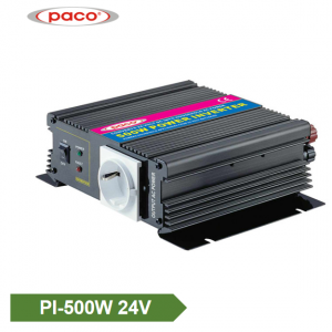 Off grid Inverter 24V 500W Modificēts Sine Wave Inverter
