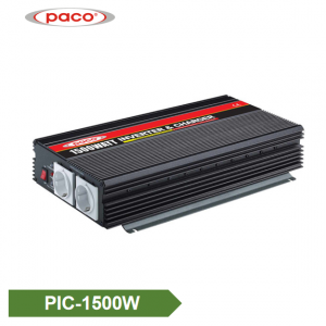Power Inverter with Battery Charger 1500W