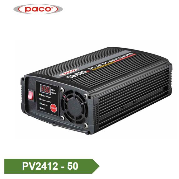 डीसी डीसी कनवर्टर 24V 12V कनवर्टर 50Amp विशेष रुप से प्रदर्शित छवि के लिए
