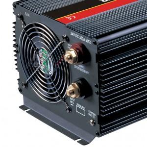 PACO Power Inverter Υψηλής Απόδοσης 24V 5000W Τροποποιημένο Sine Wave CE CB ROHS