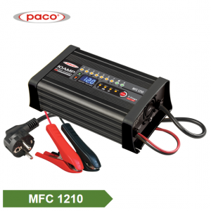Automatic 12V 10a 8 Stage Battery chaja