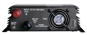 DC rau AC Inverter 12V1200W Hloov Sine Wave Tsheb Inverter