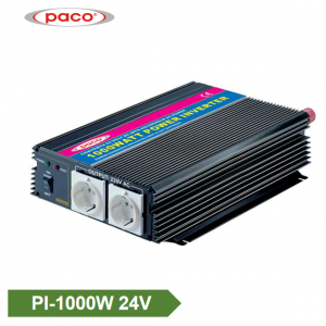 Auto Inverter Off grid 24V 1000W Modificēts Sine Wave Inverter