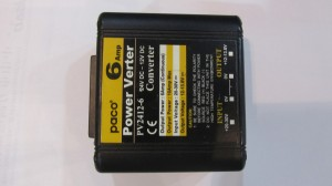 China PACO DC To DC Power Converter 6Amp Manufacturer CE CB ROHS