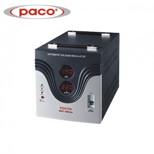 Factory Price Sufficient Power Automatic Voltage Stabilizer/Regulator – digital display 5000VA