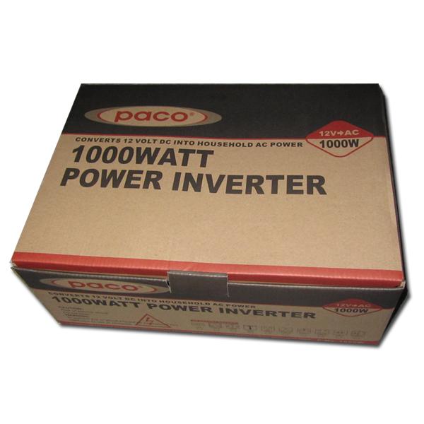 PI-1000W Packing Boc