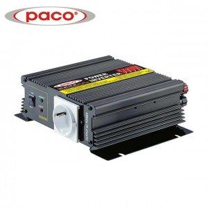 China PACO Portable Off Grid Power Inverter 12V 500W Modified Sine Wave Inverter