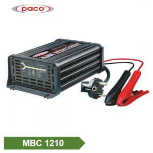 Awtomatikong Nagcha-charge 12V 10A 7 Stage Battery Charger