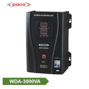 Wall mount Stabilizer WDA-3000VA