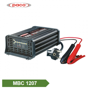 Awtomatikong pag-12V 7A 7 Stage Battery Charger