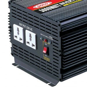 PACO Hot Selling DC/AC Power Inverter with Battery Charger 5000W CE CB ROHS