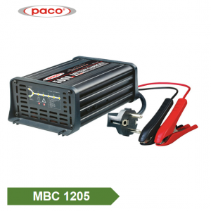 Awtomatikong Nagcha-charge 12V 5A 7 Stage Battery Charger