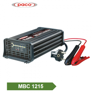Awtomatikong Nagcha-charge 12V 15A 7 Stage Battery Charger