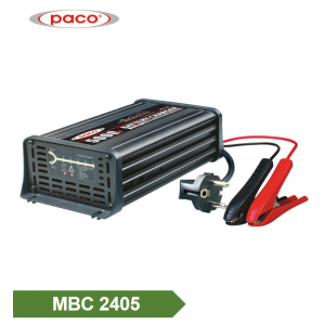 Awtomatikong pag-24V 5A 7 Stage Battery Charger